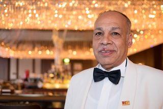 Seit 33 Jahren betreut Ahmed Ibrahim seine Gäste im Hotel InterContinental.