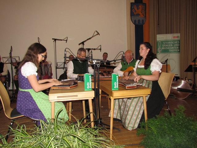 Gelungenes Musikantentreffen in Rohrbach - Hartberg