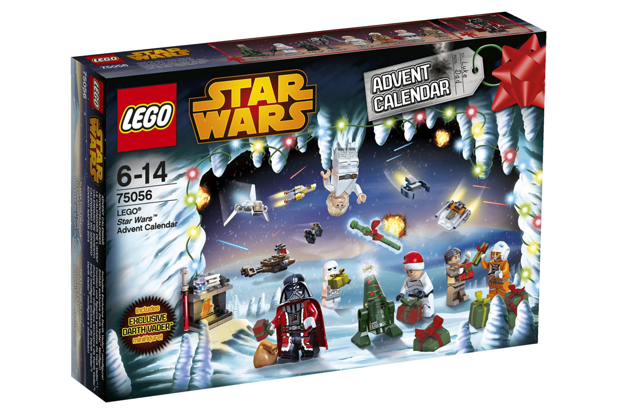 Gewinnspiel: 3 LEGO Adventkalender zu gewinnen - Wien
