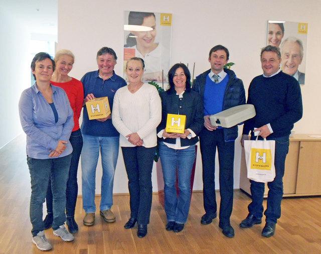Stadt Hallein Tanzkurs Buchbox - Treffpunkt Rif