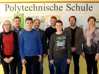 Schüler der Polytechnsichen Schule Hartberg wurden auf das spätere Berufsleben vorbereitet.