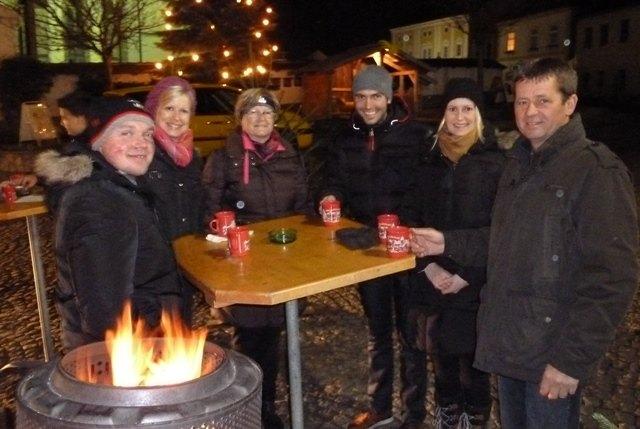 Neubrger lernten die Gemeinde Lasberg kennen - zarell.com