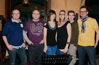 """Die Band """"Manouka"""" tritt am Dienstag, dem 23. Dezember, in der Voitsberger CaféBar """"Up"""" um 20 Uhr auf."""