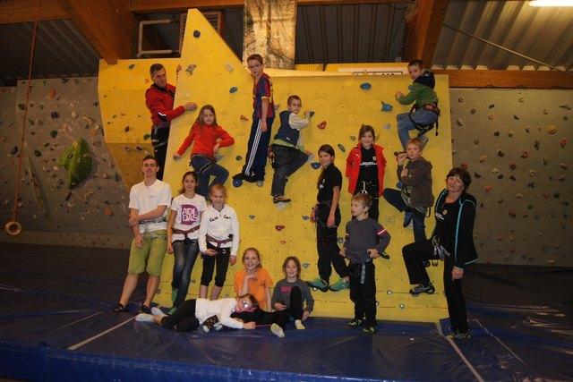 Kletterhalle In Oberösterreich Thema Auf Meinbezirkat
