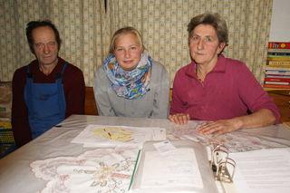 Die Familie Kargl würde einer Teilkommassierung im Zuge des Straßenbaus zustimmen.