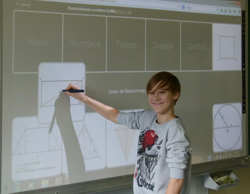 Unterricht mit neuester Technologie kennenlernen - Ried