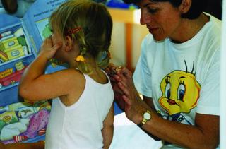 Trotz Gratisimpfprogramms gibt es bei einzelnen Impfungen Aufholbedarf.