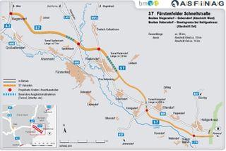 Die Umweltverträglichkeitsprüfung für den Westabschmitt der S 7 ist positiv ausgefallen.