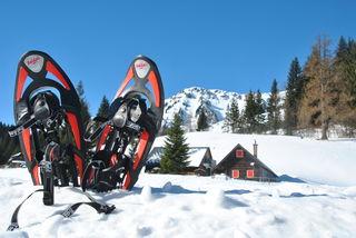 Schneeparadies steirischer Seeberg: Frau Holle würde dort Winterurlaub machen.
