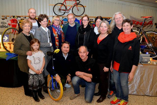 Wirtschaftsbund Gablitz besuchte Hausmesse von Bike Franz