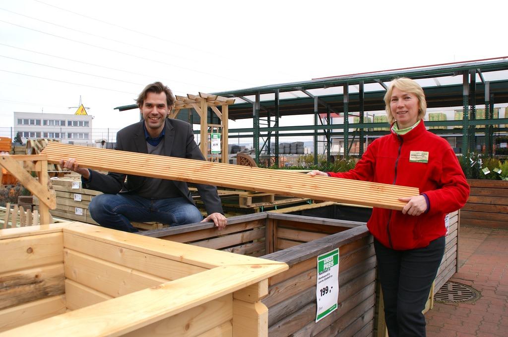 Holz Ist Genial Vor Allem Im Garten Korneuburg