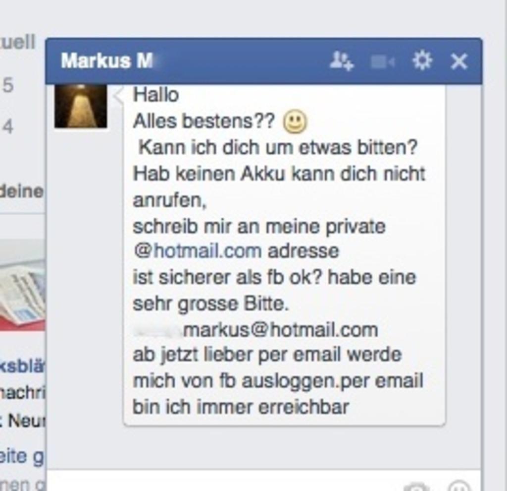 freunde in facebook