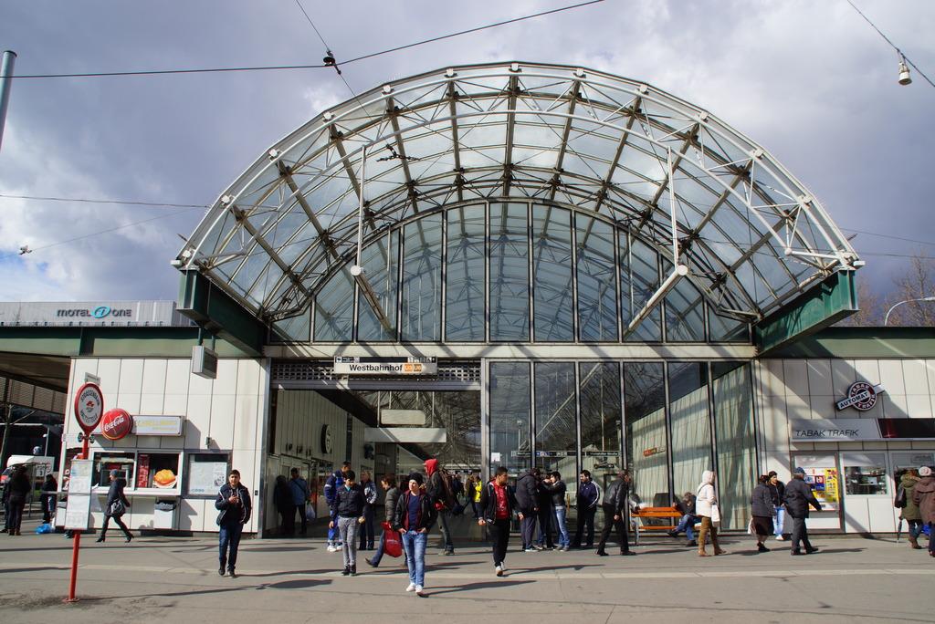 U Bahn Westbahnhof Liesing