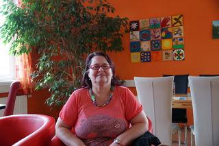 Hausfrau Helga Wohlmann aus Eggenburg sieht im Arbeitsbeitrag von Langzeitarbeitslosen eine Imageverbesserung.