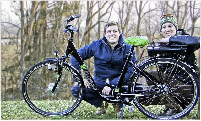Die Grünen Dietach Fahrradbörse in Steyrdorf
