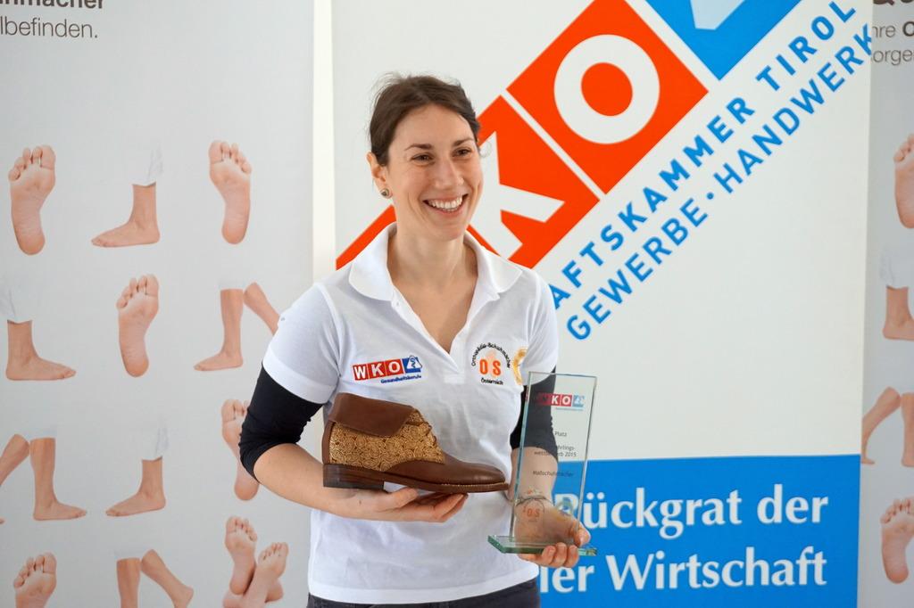 Kindergartenpädagogin Ist österreichs Bester Maßschuhmacher Lehrling