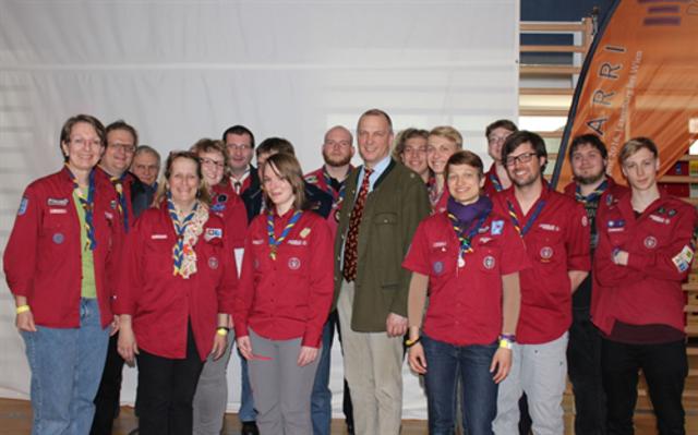 Treffen des Philatelistenvereines - Stadtgemeinde Mdling