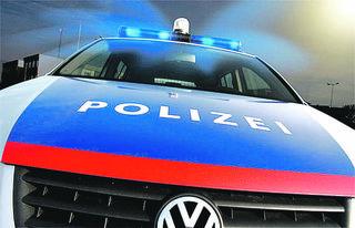 Die Polizei fahndet nach den Tätern.