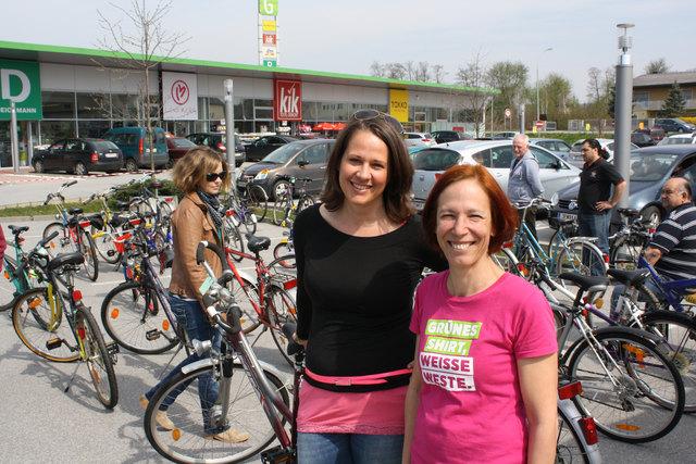 Fahrrad in Güssing Thema auf meinbezirk.at
