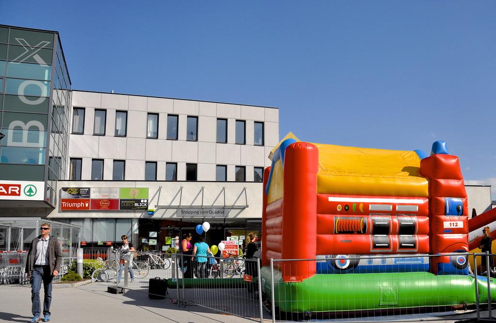 FMZ City Box Wilhelmsburg feierte den 5. Geburtstag Lilienfeld