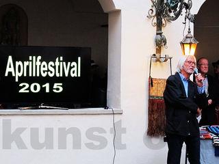 Festival-Kurator Winfried Lehmann