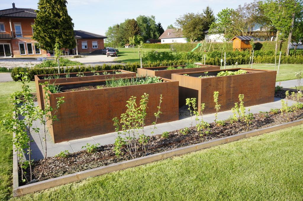 Fruhlingshafte Ideen Fur Ihren Garten Ried