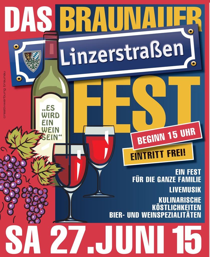 Linzerstrassenfest Braunau in Braunau - Thema auf meinbezirk.at