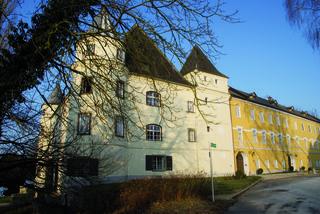 Schlosskirche in Hagenau, St. Peter am Hart