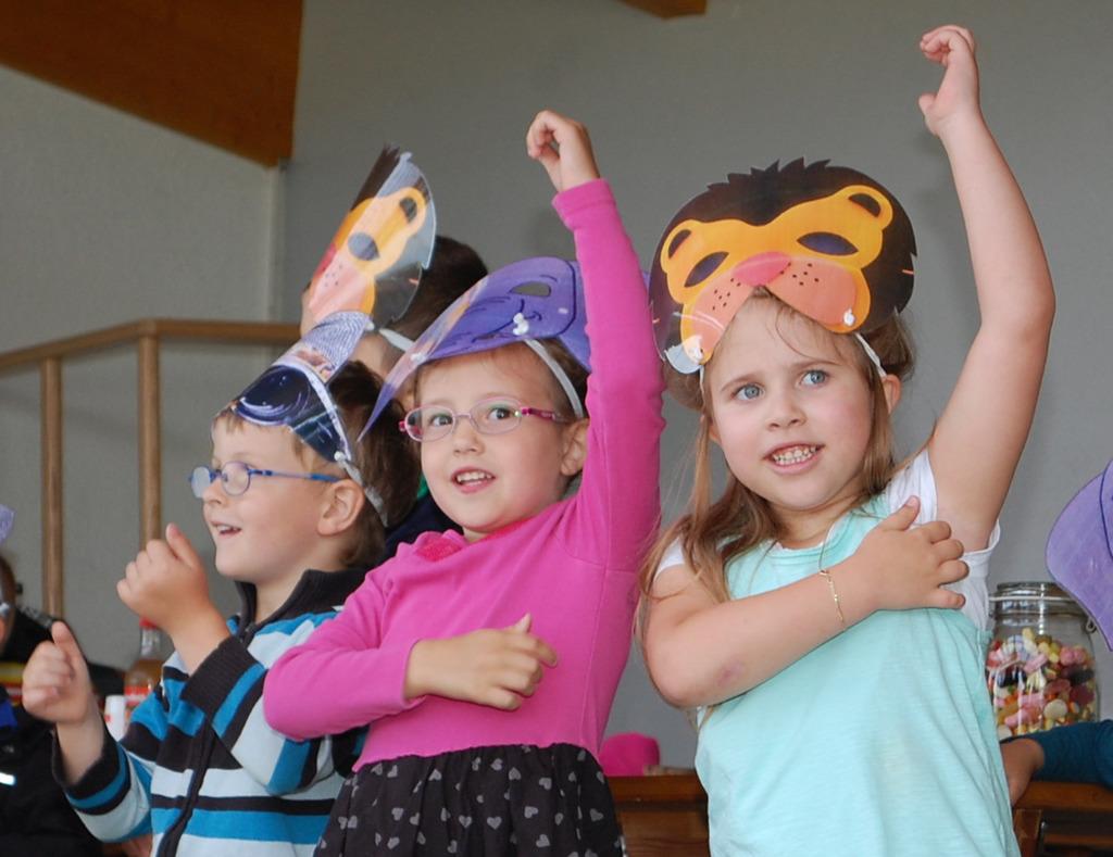 Kreuttaler Dschungel Sommerfest Im Kindergarten Mistelbach