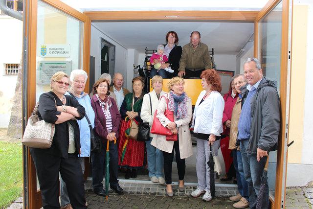 Frhstcks-Treffen - Purkersdorf - 07.11.2020