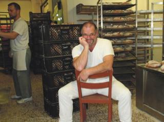 Meister Fritz Potocnik schafft Arbeitsplätze in einer Zeit, wo andere nicht investieren.