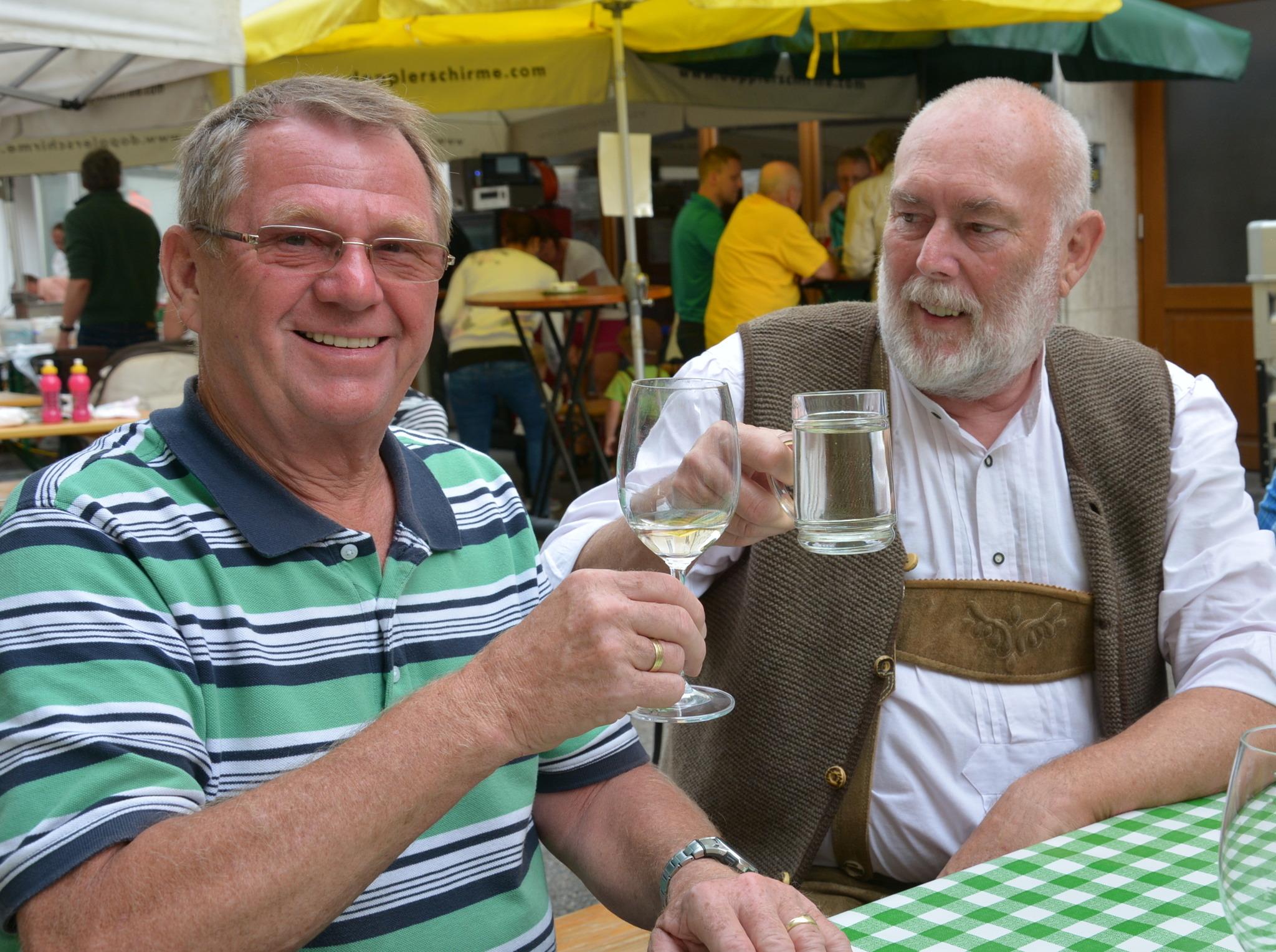 Linzerstraßenfest gut besucht - Braunau