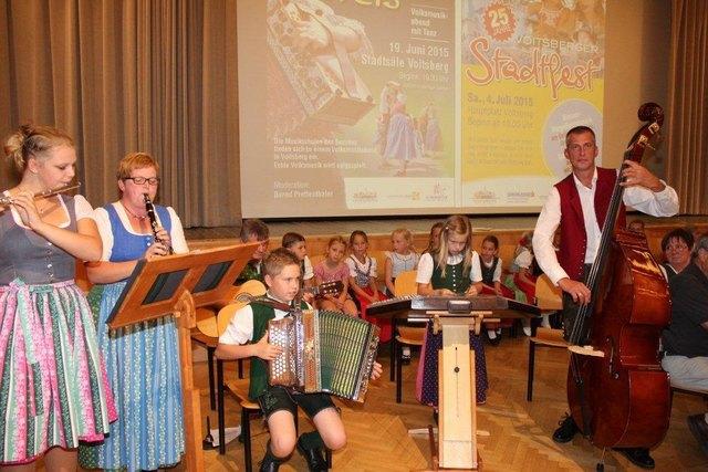 Musikschule Brnbach fr elementare und hhere