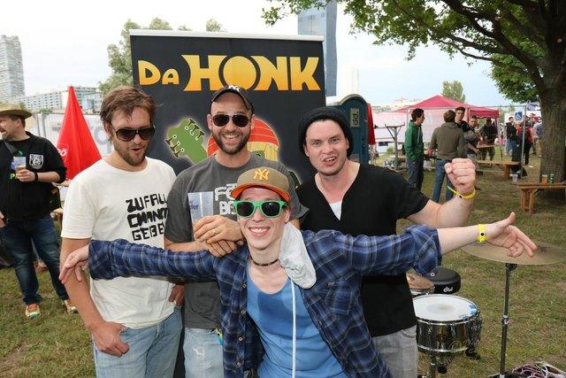 Honk Deutsch