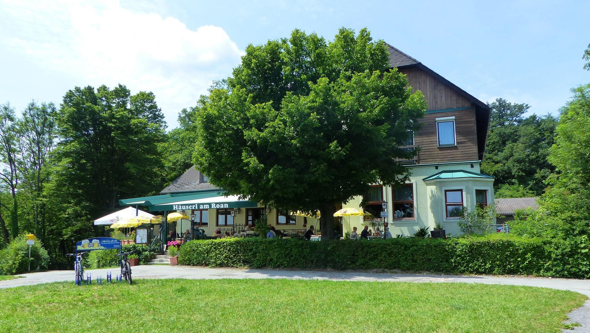 Von Neuwaldegg über Hameau Zum Cobenzl Donaustadt