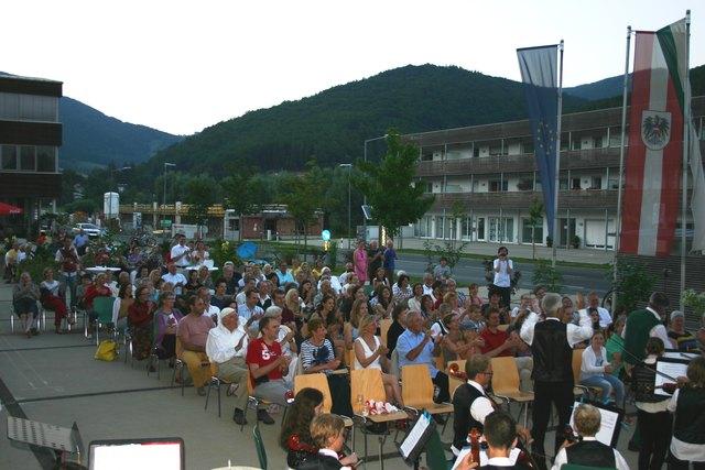 Partyband Steiermark Statteggeinheitsbrei40-Party Rock