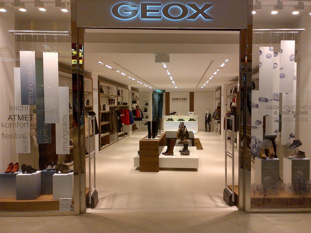 GEOX kommt in den neuen FISCHAPARK Wiener Neustadt