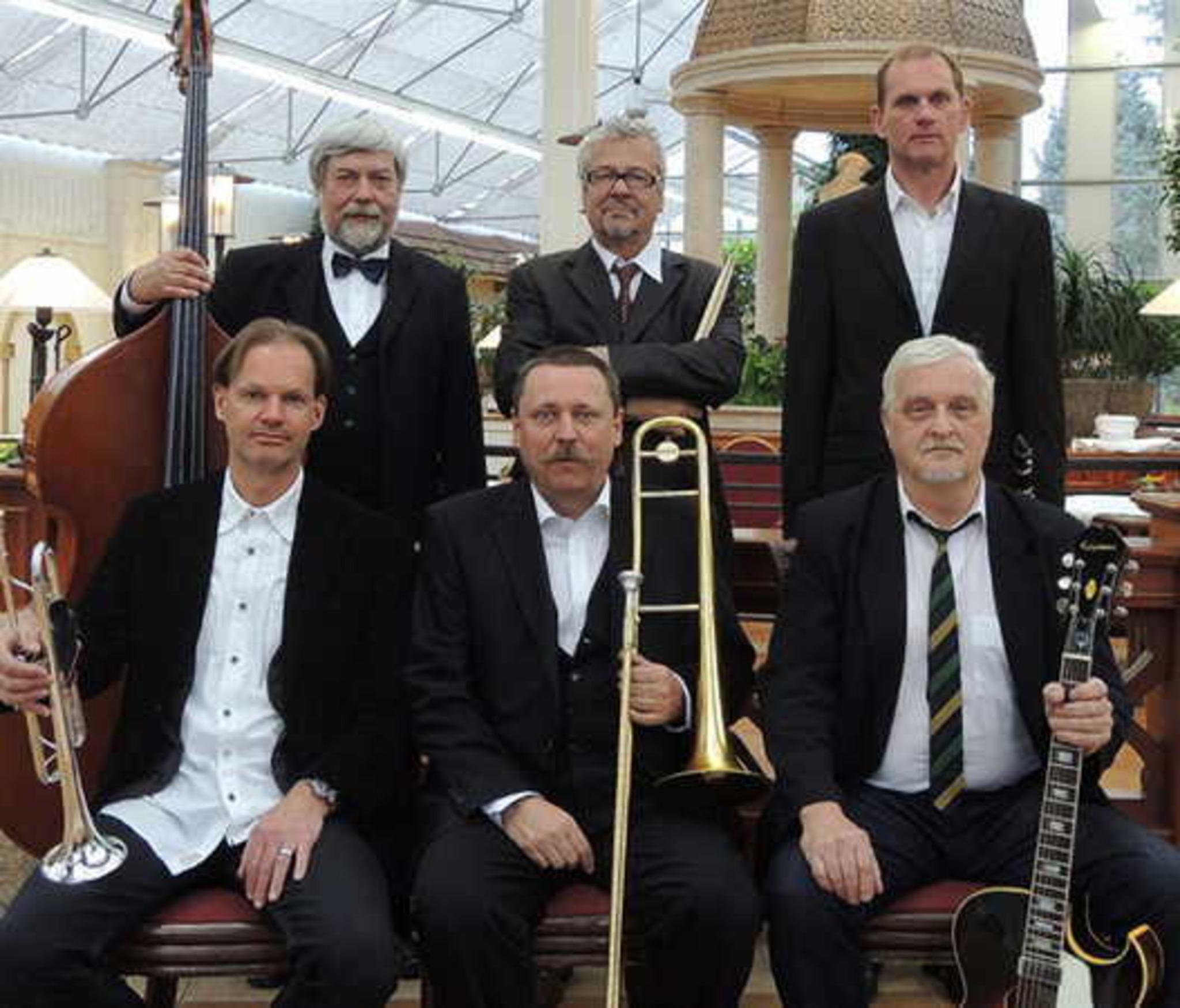 Oiweiumhoibeeife Jazzband - Salzburg-Stadt