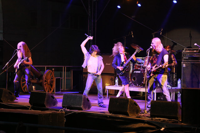 Ac Dc Revival Band