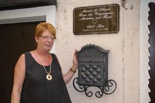 """Renate Stefanitsch betreibt das Bordell """"Maison de Plaisir"""""""