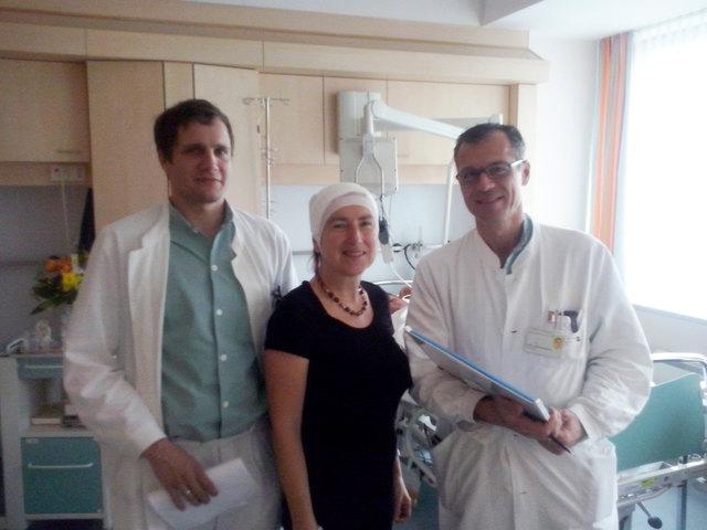 Patienten Sagen Danke Thema Auf Meinbezirkat