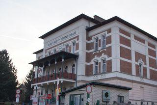 Im Geratriezentrum Am Wienerwald stehen rund 800 Feldbetten als Notschlafstelle zur Verfügung.