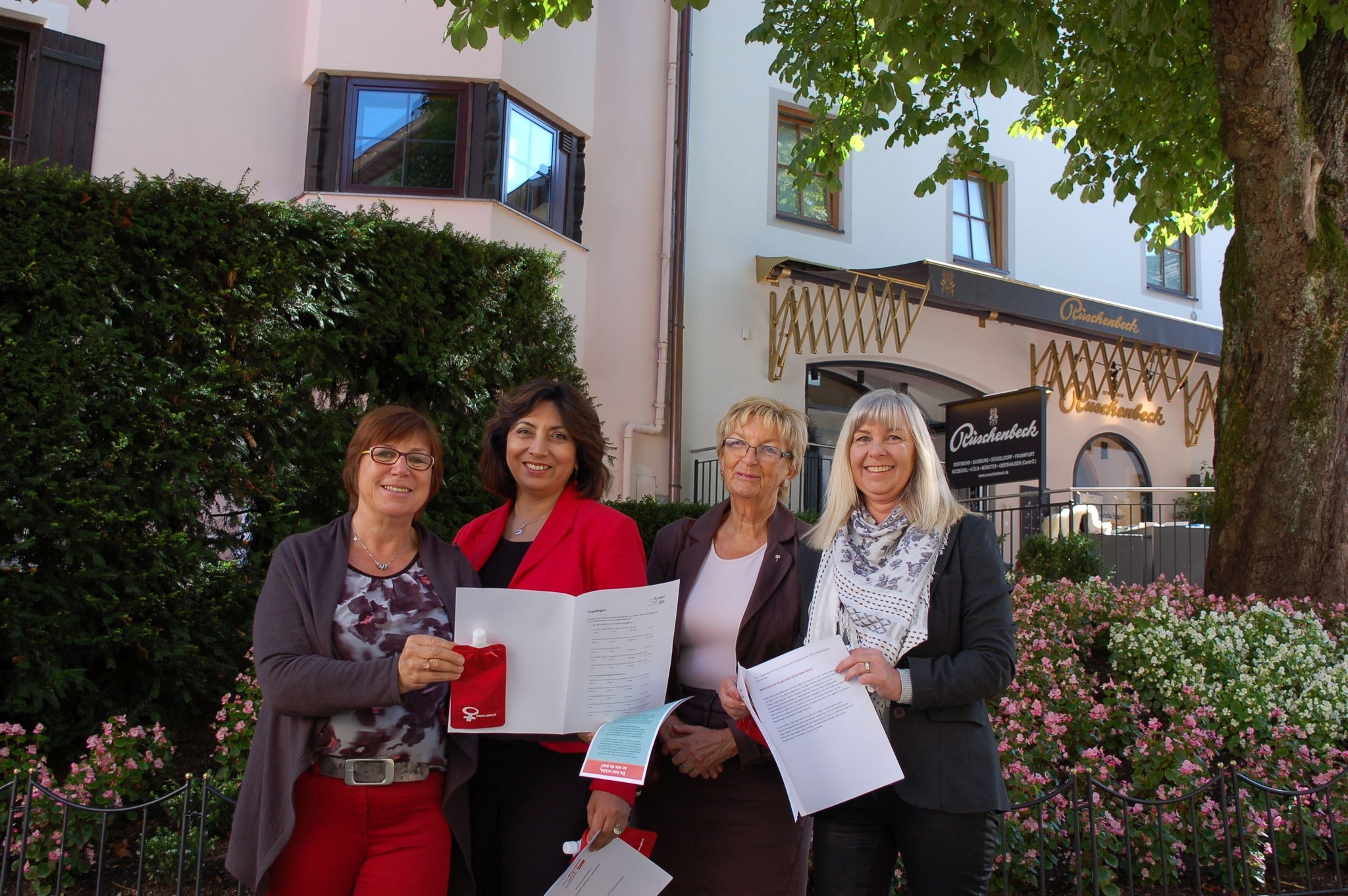 Frhstcks-Treffen fr Frauen - Kitzbhel - carolinavolksfolks.com