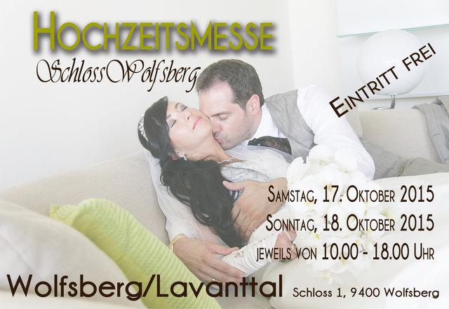 SAVE THE DATE im Bezirk Wolfsberg // - Frau in der