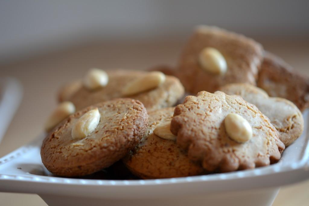 Herzhaftes Weihnachtsgebäck.Kekse Backen Genießen Braunau