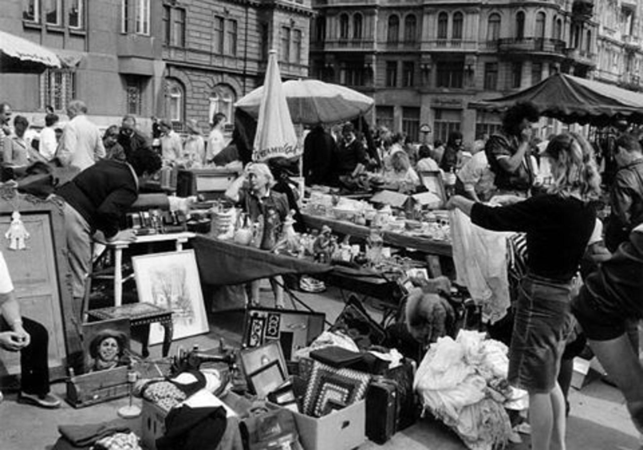 Salzburg Flohmarkt