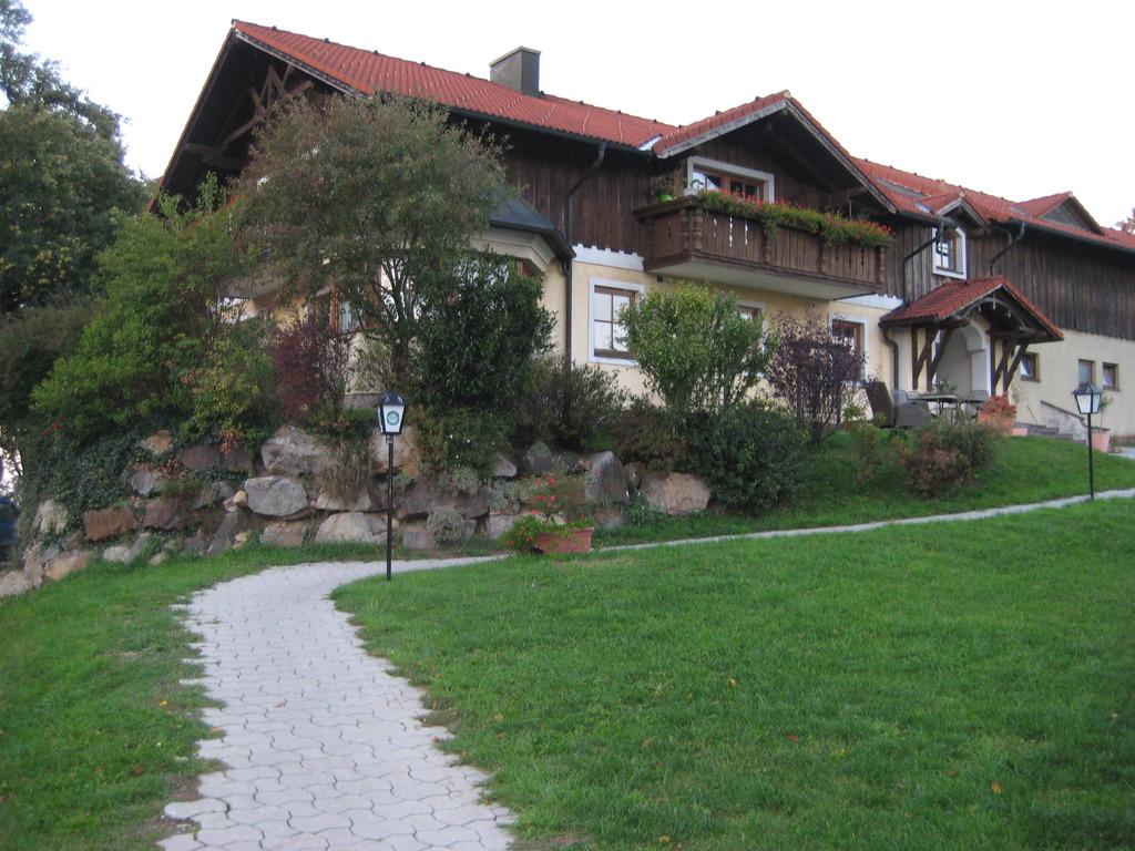 Herbststimmung Gasthaus Rieger Irenental Purkersdorf