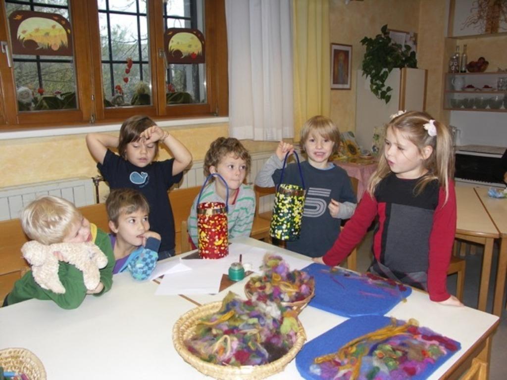 Waldorf Kindergarten Bietet Spielgruppe Fur Zweijahrige Steyr