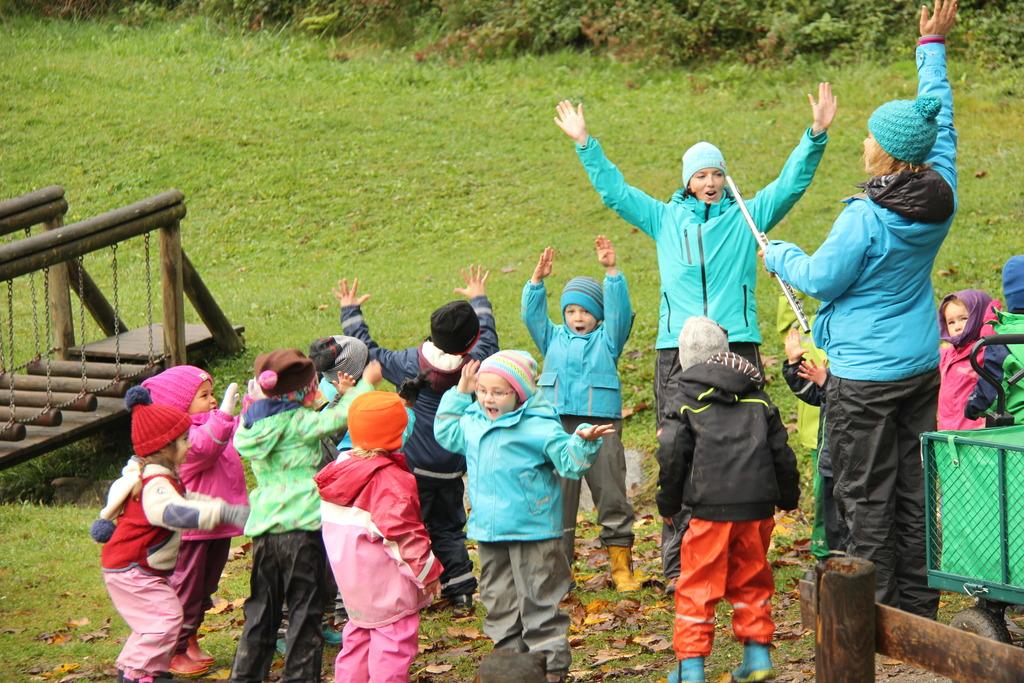 Waldkindergarten Fugen Es Lauft Gut Schwaz