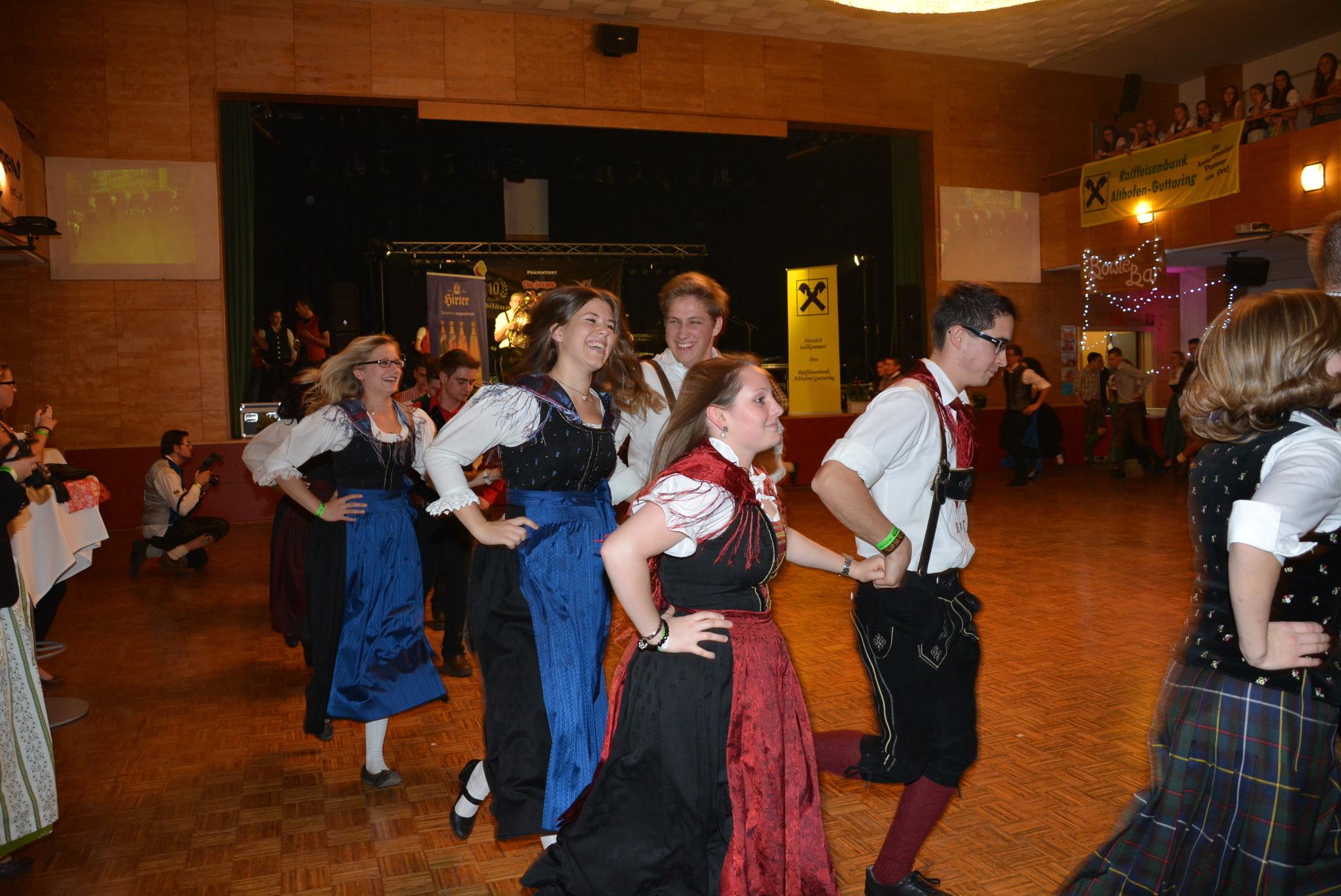 Spa, Tanz und Flirt beim Pfingstfest Meiselding - St. Veit